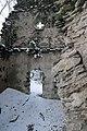 Velden am Wörther See Köstenberg Hohenwartweg Ruine Hohenwart 31122006 23.jpg