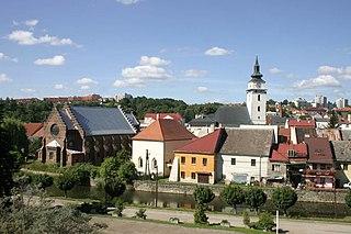 Velké Meziříčí Town in Vysočina, Czech Republic