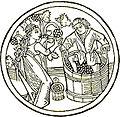 Vendange Calendrier de Schäffler Ulm 1498.jpg