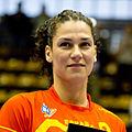 Verónica Cuadrado - Jornada de las Estrellas de Balonmano 2013 - 01.jpg
