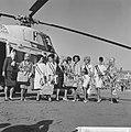 Verkiezing Miss Benelux , aankomst van de missen op het strand van Scheveningen, Bestanddeelnr 914-1622.jpg