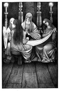 Lord Thomas and Fair Annet