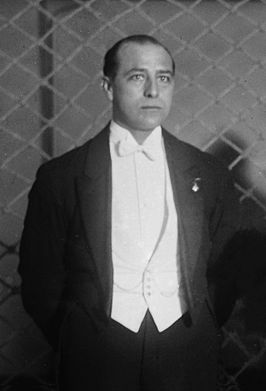Victor Boin in 1922
