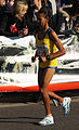 Vienna 2013-04-14 Vienna City Marathon - F9 Cruz Nonata da Silva, BRA, preparing for race d.jpg