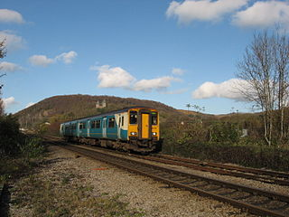 Merthyr line A commuter railway line in South Wales