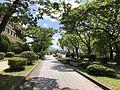 View near north entrance of Ohori Park.jpg