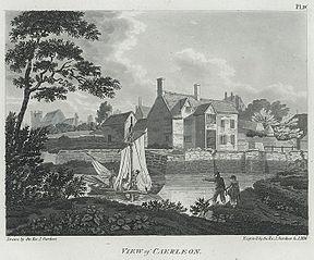 View of Caerleon