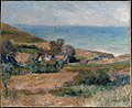 View of the Seacoast near Wargemont in Normandy MET DP136266.jpg