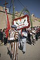 Views of the Palm Sunday festival and parade in 2018 in alQosh, a Chaldean Catholic town 03.jpg
