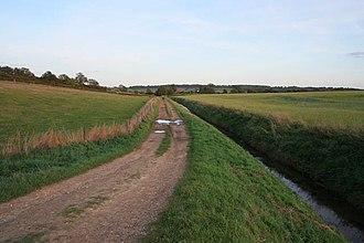 Barkston - Viking Way