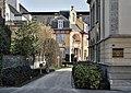 Villa Clivio depuis rue Goethe.jpg