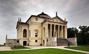 """1560s in architecture - Palladio's Villa Capra """"La Rotonda"""""""