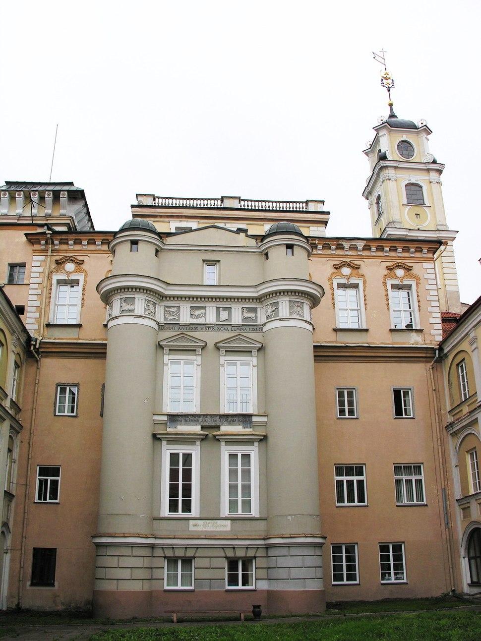 Vilnius University.Observatory