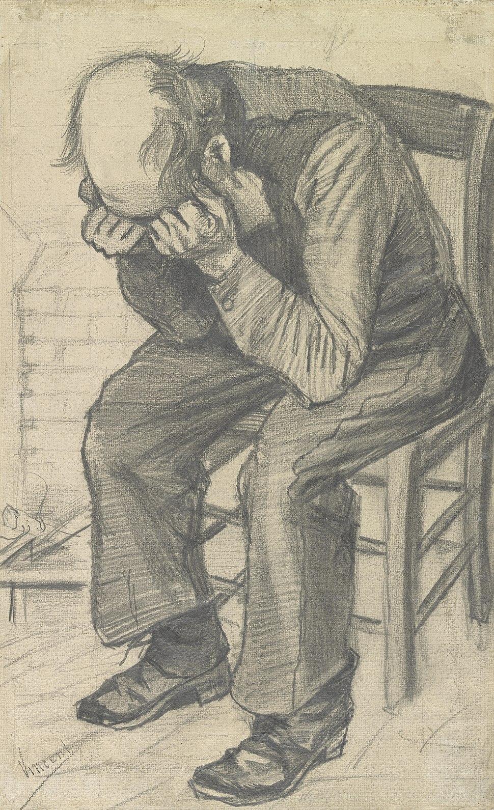 Vincent van Gogh - Worn Out (F997)