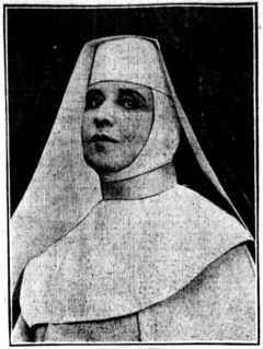 <i>The White Sister</i> (1915 film) 1915 film by Fred E. Wright
