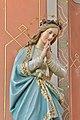 Virgin Mary fecit Maria Demetz Urtijëi Gherdëina detail.jpg