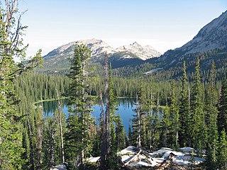 Virginia Lake (Sawtooth Wilderness)