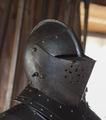Visirhjälm med kam, 1600-talet - Skoklosters slott - 108868.tif