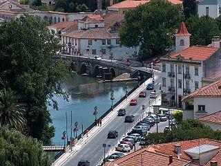 Tomar Municipality in Centro, Portugal