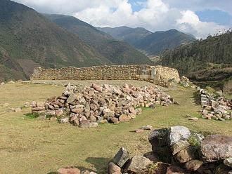 Vitcos - The Vitcos archaeological site