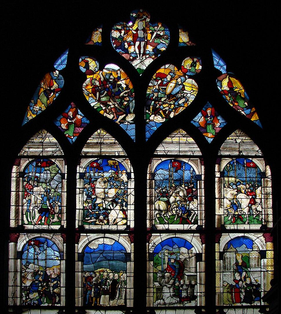 Vitrail Cathédrale de Moulins 160609 17