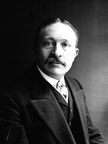 René Viviani en 1912.