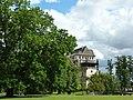 Vodní hrad Blatná 02 , park.jpg