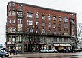 Vyborg, Finnish building, Karjalankatu 10, Torkkelinkatu 12.jpg