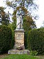 Würzburg-hauptfriedhof-gedenkstätte-ludwika-mirska-engel.JPG