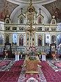 Włodawa, cerkiew Narodzenia Marii, wnętrza (6).JPG