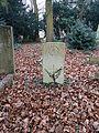 W.E. Stanton Royal Army Service Corps war grave New Southgate Cemetery.jpg