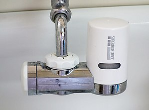 Water filter - Water purifier