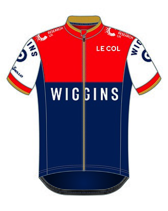 Team Wiggins Le Col - Image: WIGGINS JERSEY 2018