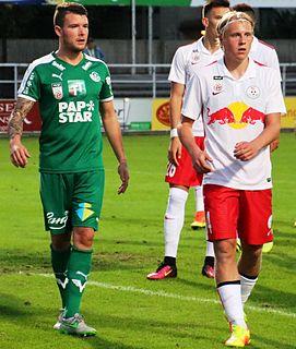 Sandro Neurauter association football player
