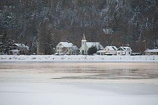 Wakefield, Quebec municipality in Quebec