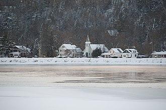 Wakefield, Quebec - Wakefield in winter