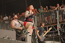 Walls of Jericho With Full Force 2014 10.JPG