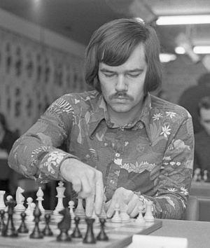 Walter Browne - Browne in 1974
