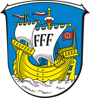 Flörsheim am Main - Image: Wappen Floersheim am Main