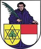 Das Wappen von Gerbstedt