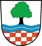 Coat of arms of the municipality of Zeuthen