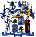 Wappen der Freiherren von Pillersdorf 1792.png