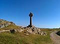 War memorial Llanddwyn Island - panoramio.jpg
