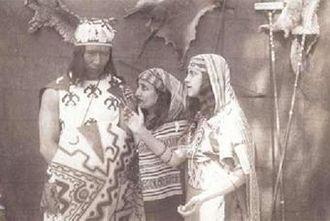 Cinema of Bolivia - Wara Wara (1930)