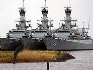 Warships barrow dock