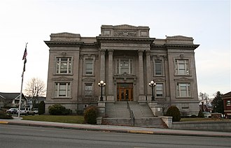 Wasco County, Oregon - Image: Wasco County Courthouse