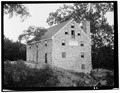 Washington's Grist Mill, 55414 Mount Vernon Memorial Highway, Mount Vernon, Fairfax County, VA HABS VA,30- ,5-1.tif
