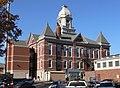Washington County, Nebraska courthouse from SE.JPG