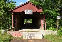 Waterford Covered Bridge, July 2014.jpg