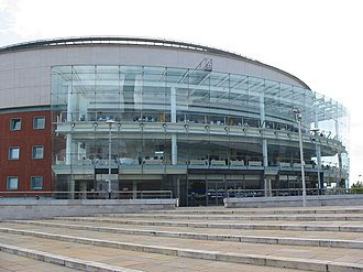 Waterfront Hall - Image: Waterfront Hall Belfast